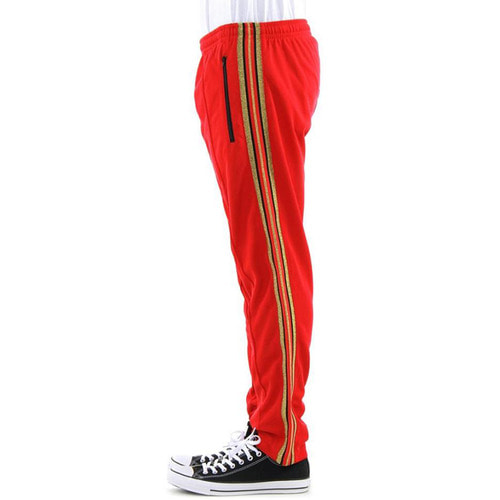 [EPTM] OLYMPIC TRACK PANTS (RED)