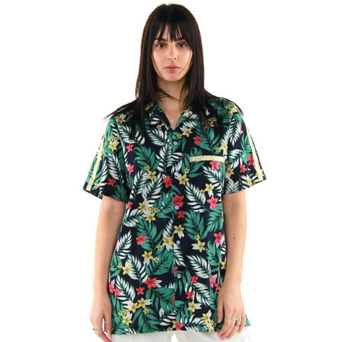[EPTM] HAWAIIAN TRACK SHIRT (GREEN)