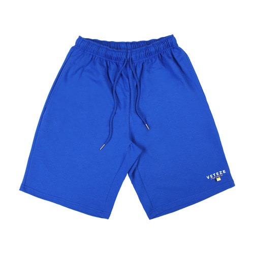 [VETEZE] LOPLE SHORTS (Blue)