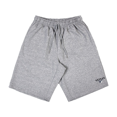 [VETEZE] LOPLE SHORTS (Grey)
