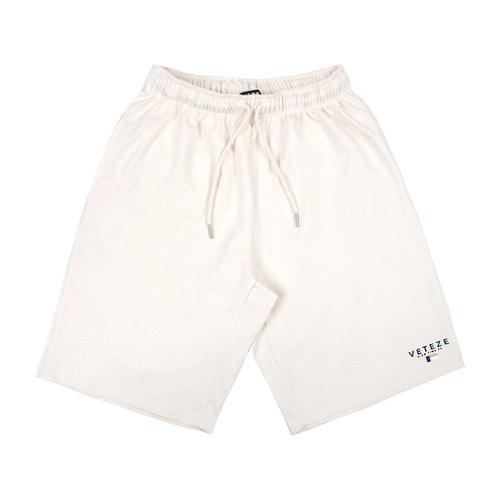 [VETEZE] LOPLE SHORTS (Ivory)