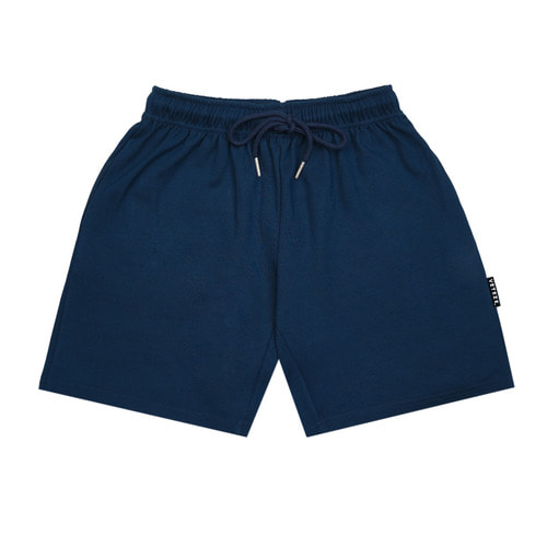 [VETEZE] RENAS_2 HALF PANTS (Navy)