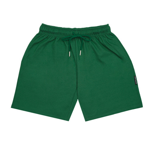 [VETEZE] RENAS_2 HALF PANTS (Green)
