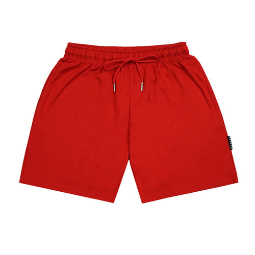 [VETEZE] RENAS_2 HALF PANTS (Red)