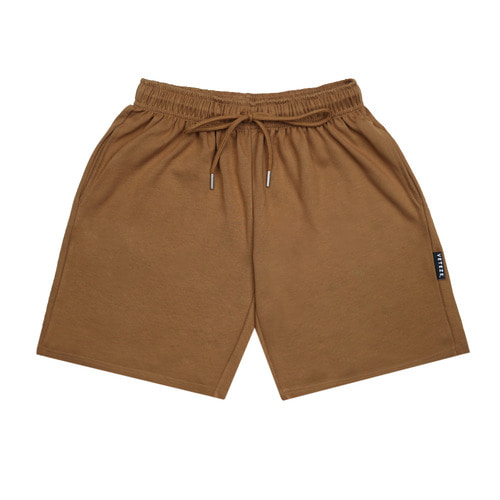 [VETEZE] RENAS_2 HALF PANTS (Brown)