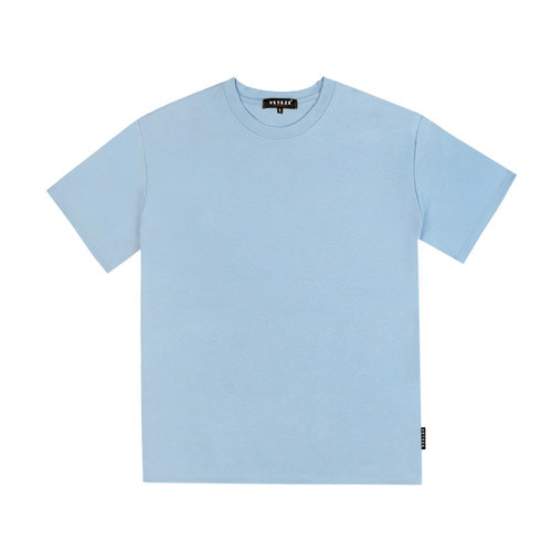 [VETEZE] RENAS_2 T-SHIRTS (Sky Blue)
