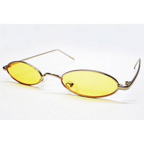[Zanimal]Anton Yellow Sunglass