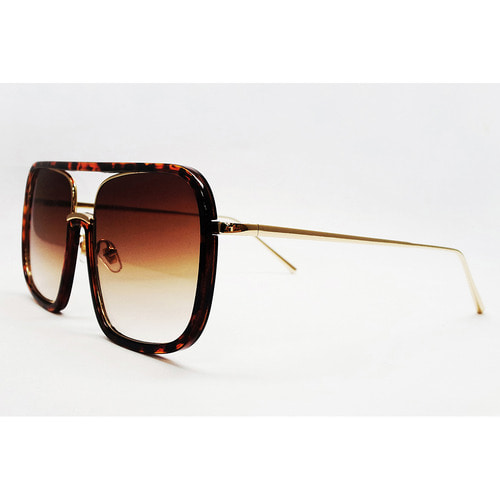 [Zanimal]Batista Brown Sunglass