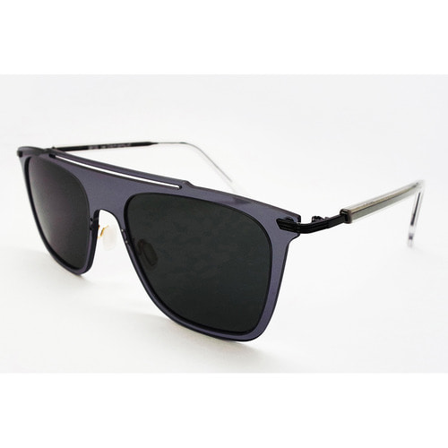 [Zanimal]Fred Black Sunglass
