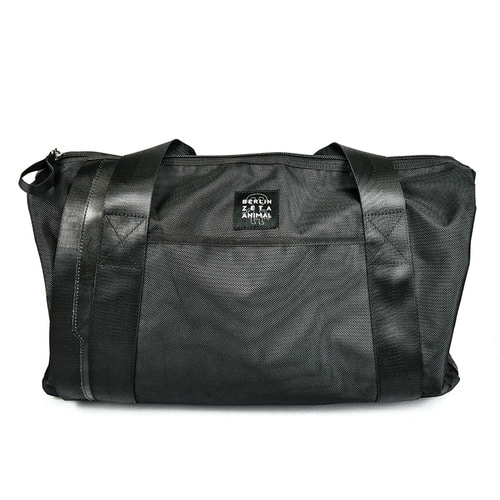 [zanimal]DDR Black Boston Bag
