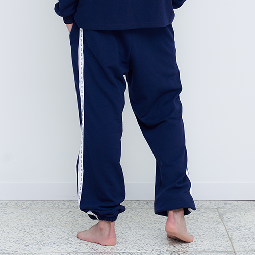 [OY] TAPE SWEAT PANTS - NA