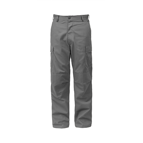 [Rothco] Rothco Tactical BDU Pants - Grey