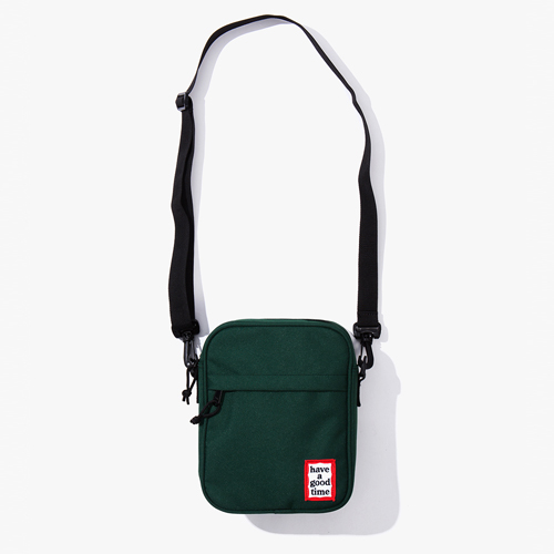 [Have a good time] FRAME SHOULDER BAG - DARK GREEN