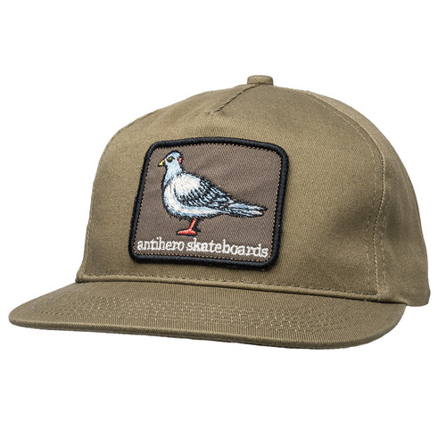 [Anti Hero] PIGEON PATCH SNAPBACK - ALOE