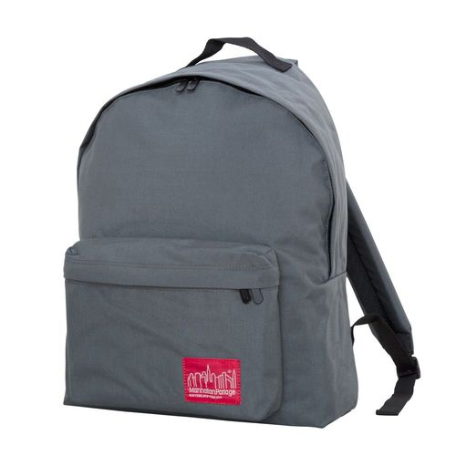 [Manhattan Portage] BIG APPLE BACKPACK (LG) - GREY