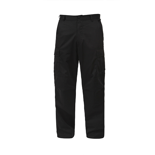 [Rothco] Rothco Tactical BDU Pants - Black