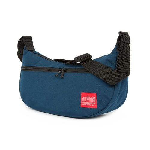 [Manhattan Portage] CRESCENT STREET SHOULDER BAG - NAVY