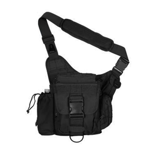 [Rothco] Rothco Advanced Tactical Bag - Black