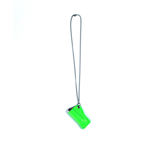 [RADIOS] Lighter Necklace Track.4 - Green