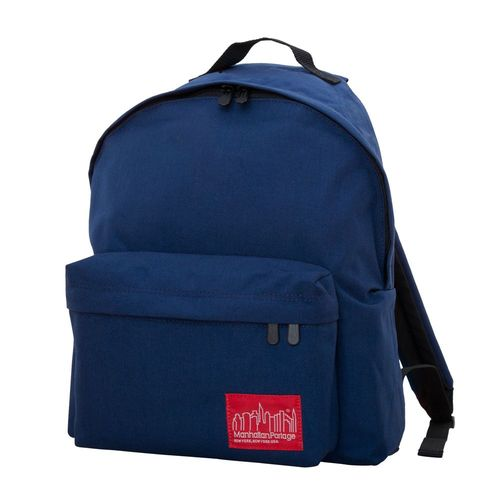 [Manhattan Portage] BIG APPLE BACKPACK (LG) - NAVY