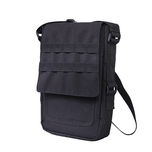 [Rothco] Rothco MOLLE Tactical Tech Bag - Black