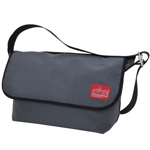 [Manhattan Portage] VINTAGE MESSENGER BAG (LG) - GREY