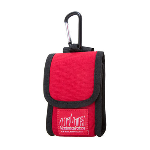 [Manhattan Portage] SMARTPHONE ACCESSORY CASE - RED