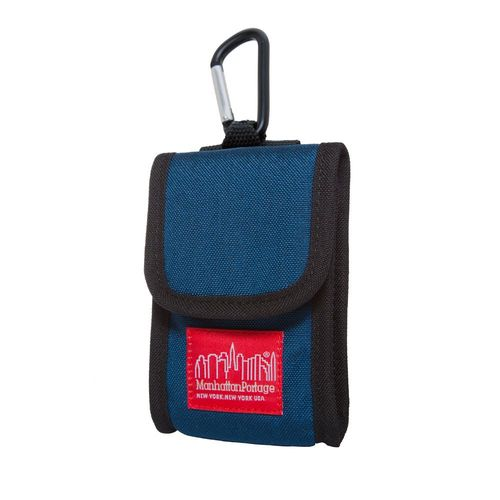 [Manhattan Portage] SMARTPHONE ACCESSORY CASE - NAVY