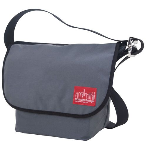 [Manhattan Portage] VINTAGE MESSENGER BAG (MD) - GREY