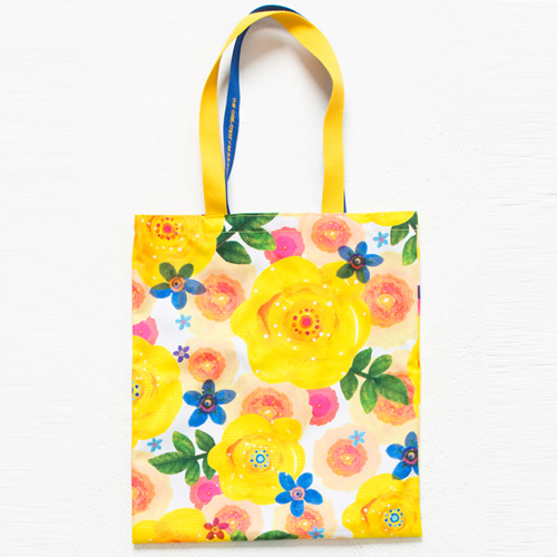 [THE GREATEST] GTXMMD 08 Yellow Rose Eco Bag