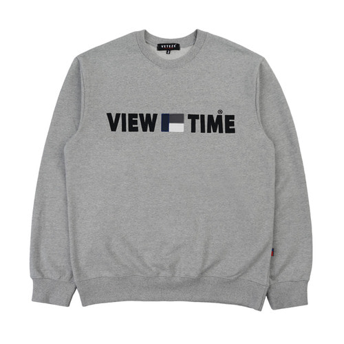 [VETEZE] Time Logo MTM (gray)