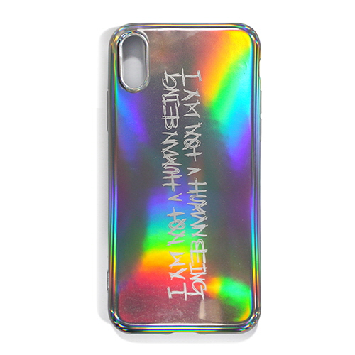 [18FW] PHONE CASE ( IPHONE X) - HOLOGRAM