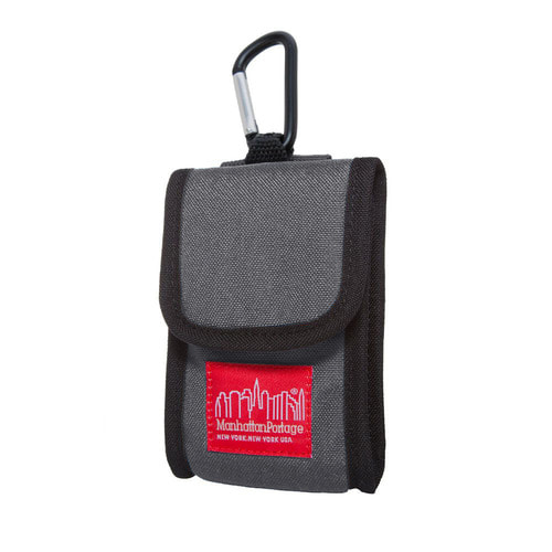 [Manhattan Portage] SMARTPHONE ACCESSORY CASE - GREY