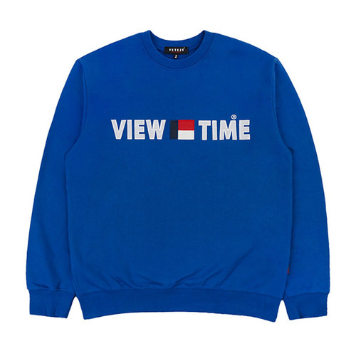 [VETEZE] Time Logo MTM (blue)