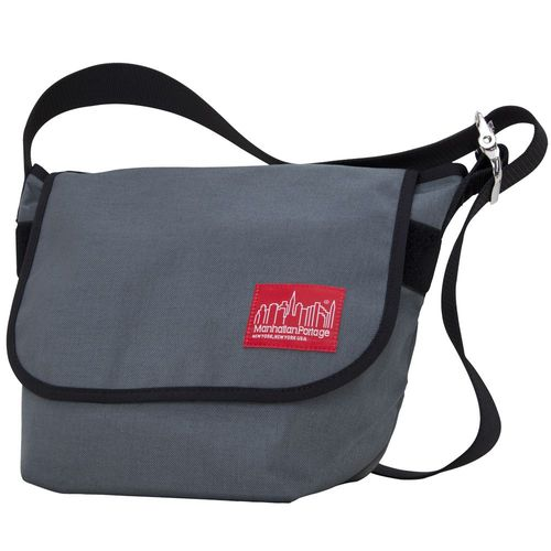 [Manhattan Portage] VINTAGE MESSENGER BAG (SM) - GREY