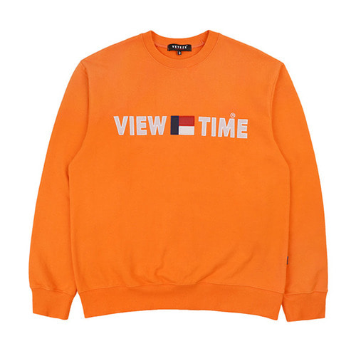 [VETEZE] Time Logo MTM (orange)