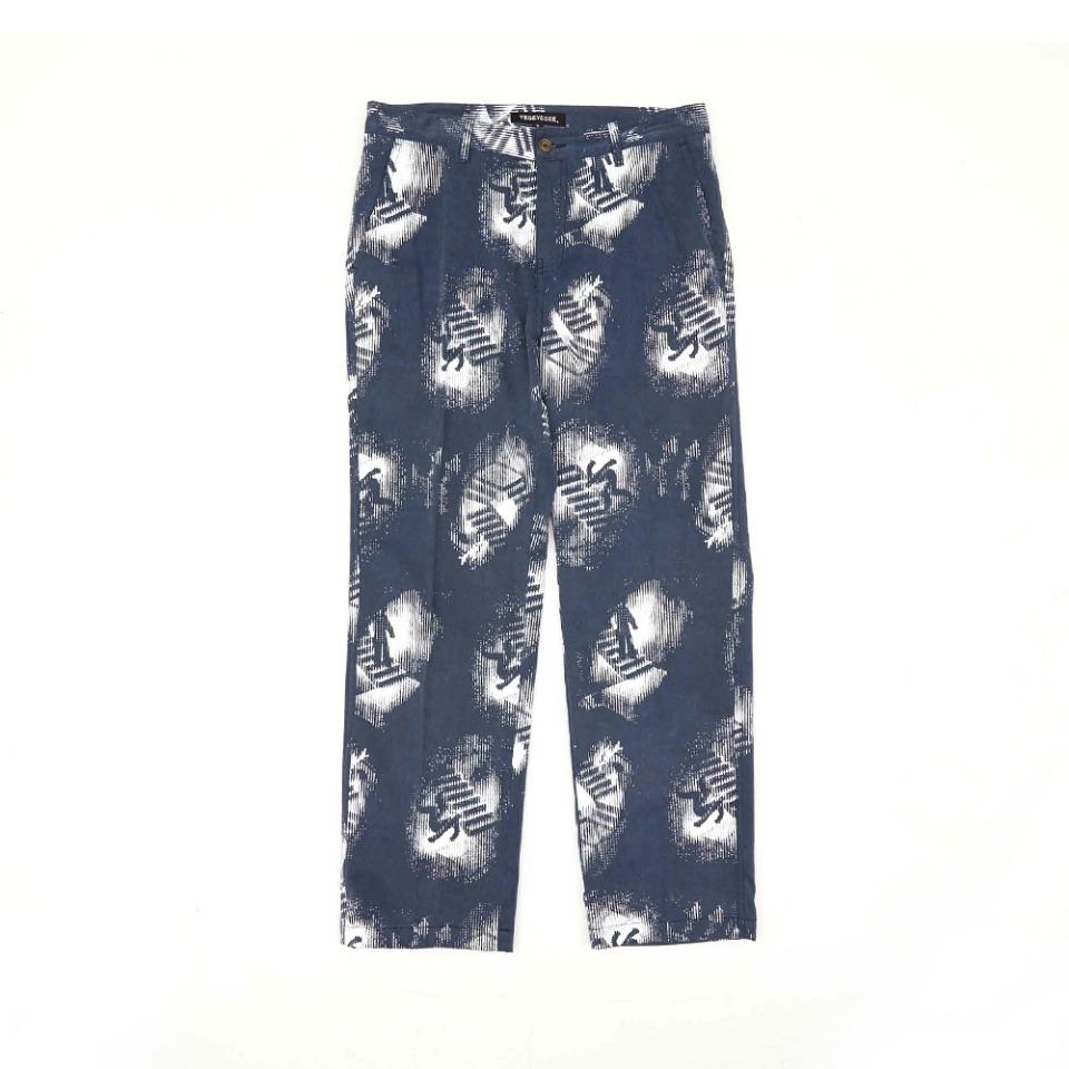 [yeseyesee] Y.E.S UNSTABLE PANTS NAVY