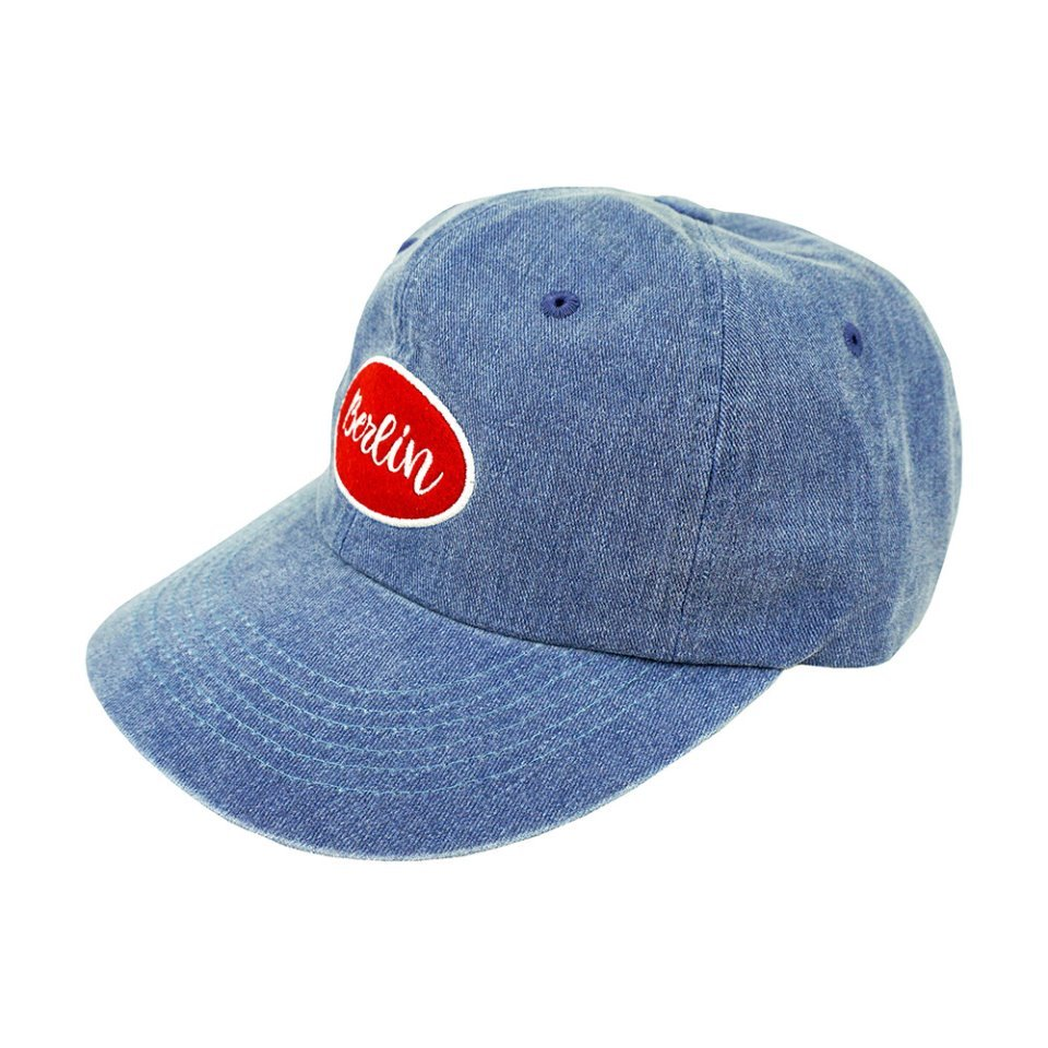 [zanimal]Berlin Circle Ballcap Grey