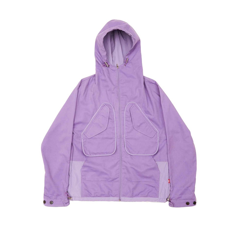 [yeseyesee] Y.E.S WEATHER JACKET LILAC