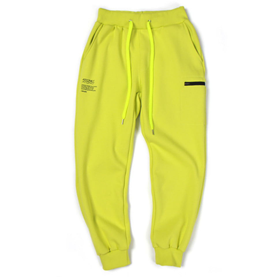 [앱놀머씽] 18 ATCNC Training Pants (Neon)