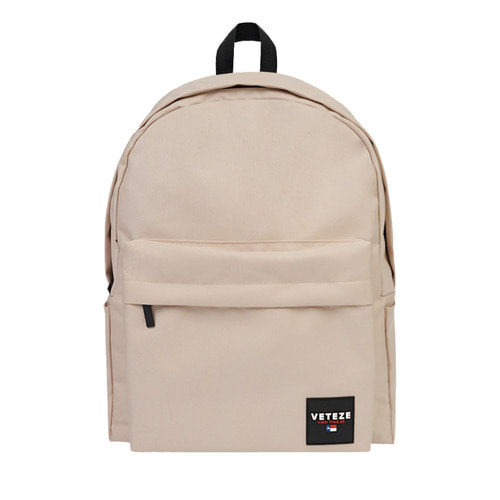 [VETEZE] Base Backpack (beige)