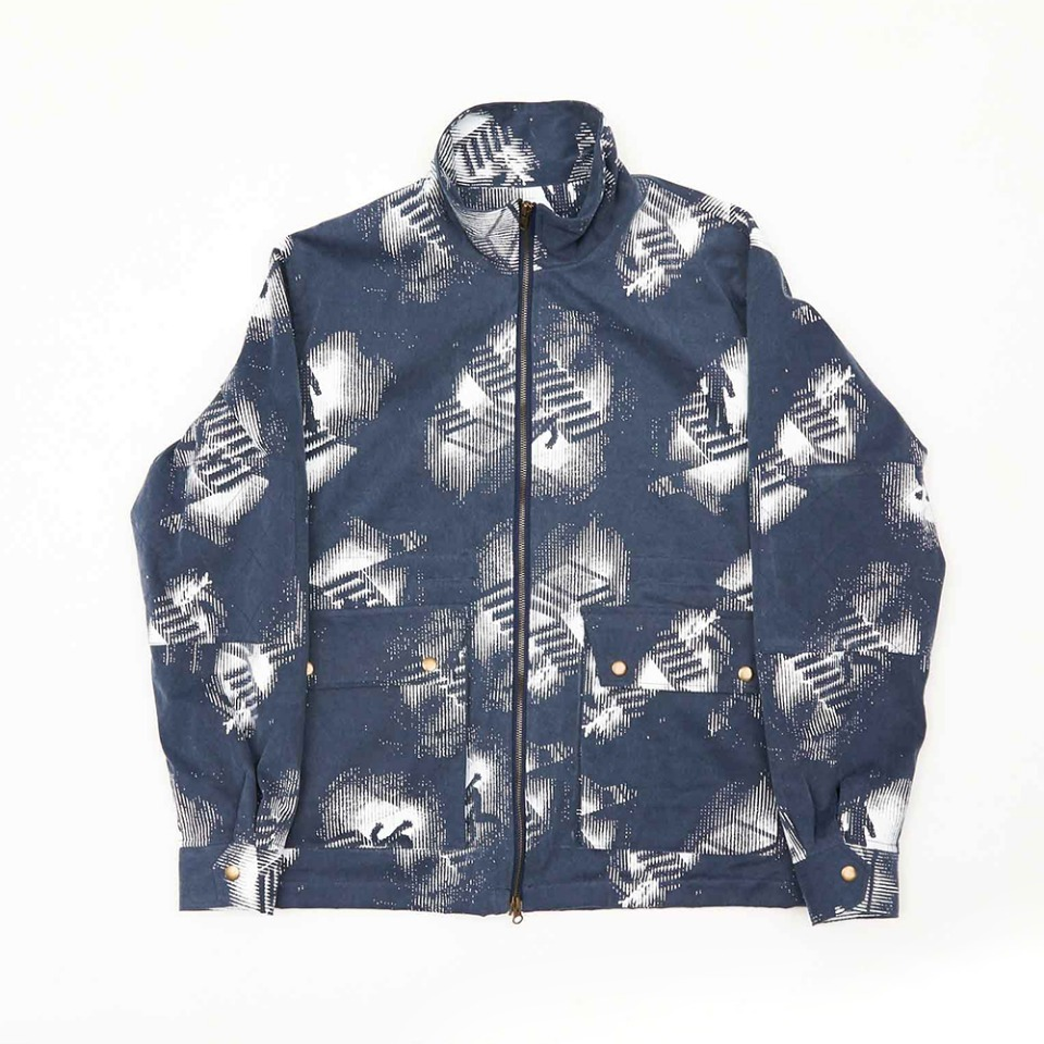 [yeseyesee] Y.E.S UNSTABLE JACKET NAVY