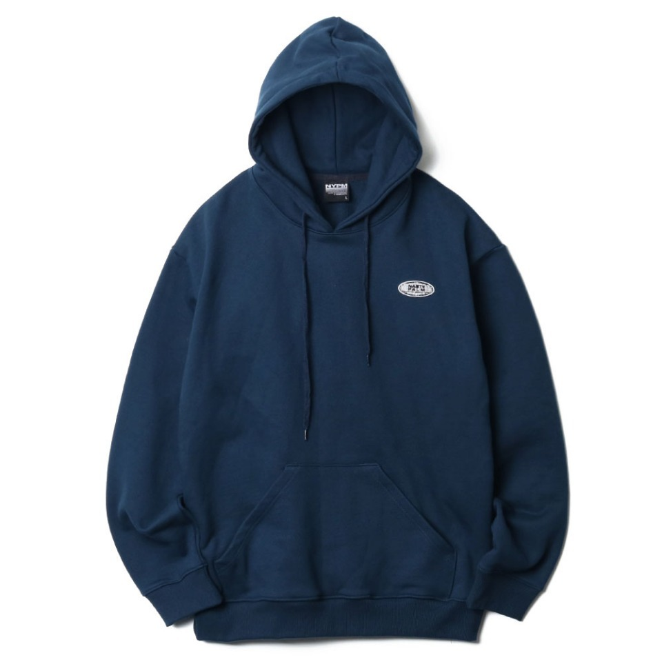 [NP] NYPM OVERSIZED HOODIE NAVY (NP18A056H)