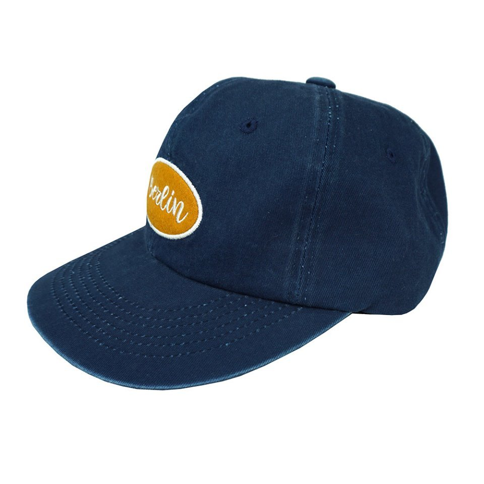 [zanimal]Berlin Circle Ballcap Navy