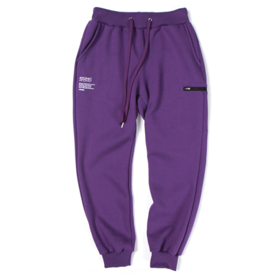 [앱놀머씽] 18 ATCNC Training Pants (Purple)