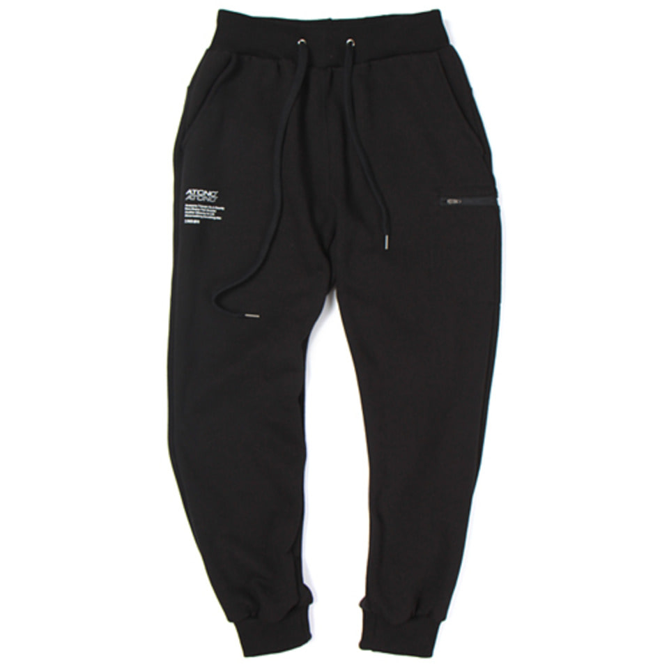 [앱놀머씽] 18 ATCNC Training Pants (Black)