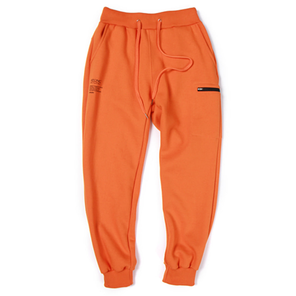 [앱놀머씽] 18 ATCNC Training Pants (Orange)