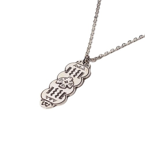 [AGINGCCC] 383# NATIVE AMERICAN MESSAGE NECKLACE