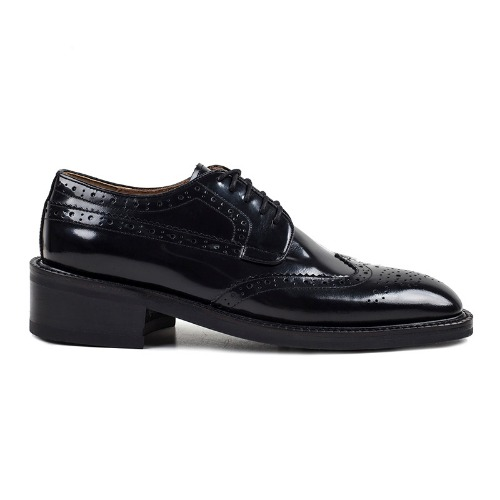 [AGINGCCC] AGINGCCC X YASESHOES BROGUE SHOES