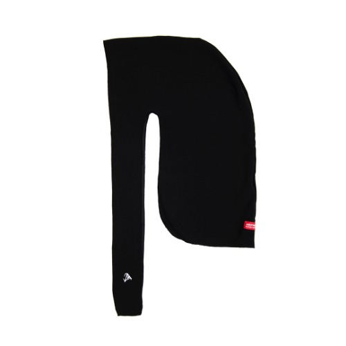 [ANOTHERYOUTH] logo durag - black